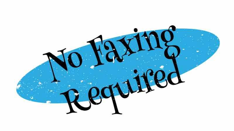 שירות fax2mail