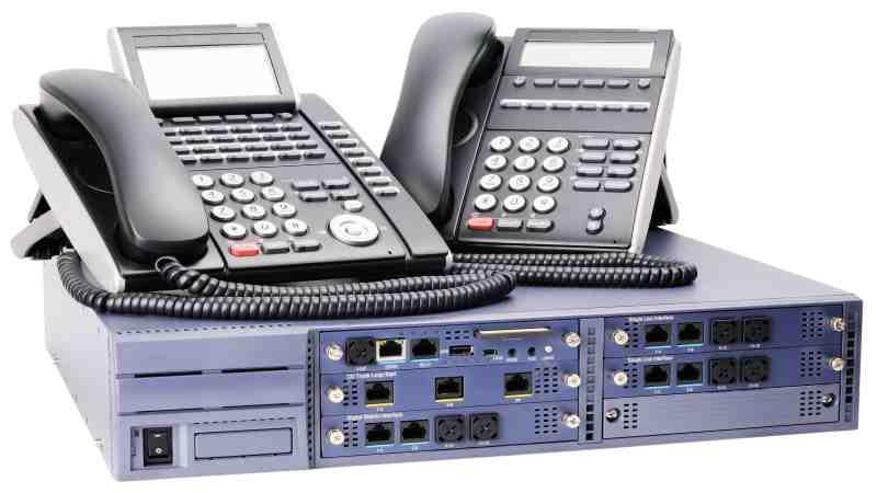 מרכזית טלפון